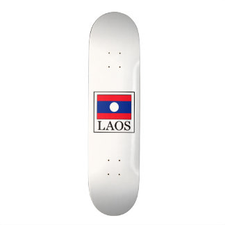 Laos Skateboard Deck