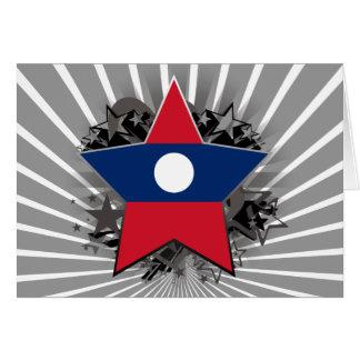 Laos Star Card