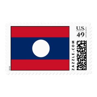 Laos Timbres Postales