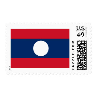 Laos USPS Postage Stamps