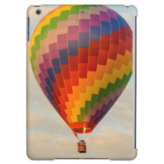 Laos, Vang Vieng. Hot air balloon Cover For iPad Air