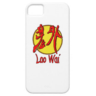 Laowai - logo iPhone SE/5/5s case