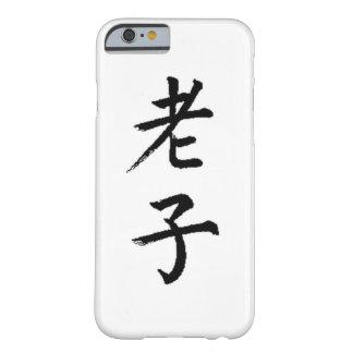 Laozi Lao Zi Chinese Characters Tao Phone Case