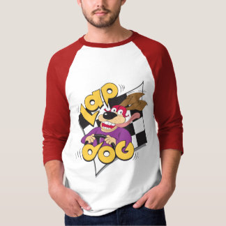Lap Dog - auto racing fan's shirt