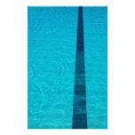 Lap Pool Customized Stationery