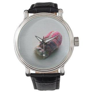 lapa en imagen de la vida marina de la lona relojes de mano