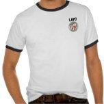 LAPD ringer t-shirt
