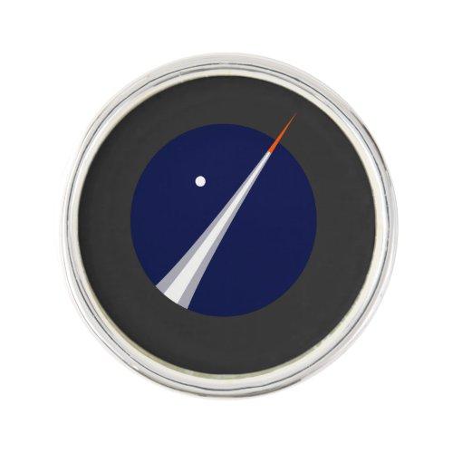 Lapel Pin with Copenhagen Suborbitals Logo