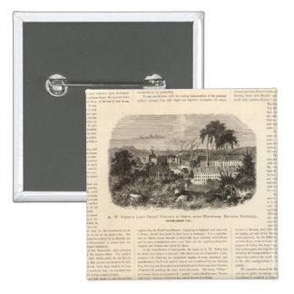 Lápices de ventaja del AW Faber Pin Cuadrado