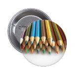 Lápices del colorante pin