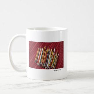 Lápices Taza De Café