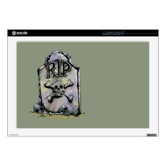 Lápida mortuaria o piedra sepulcral del calcomanía para 43,2cm portátil