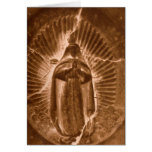lápida mortuoria de Dolores de la misión Tarjeta De Felicitación