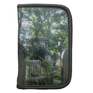 Lápidas mortuarias del Victorian en el Parsonage d Planificador