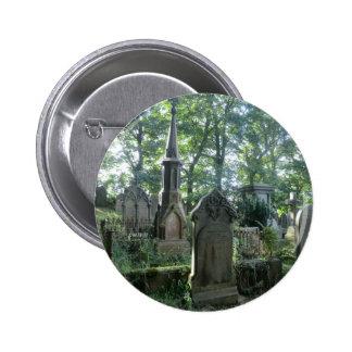 Lápidas mortuarias del Victorian en el Parsonage d Pins