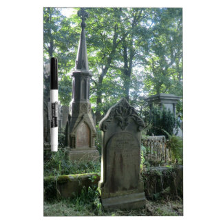 Lápidas mortuarias del Victorian en el Parsonage d Pizarras Blancas De Calidad