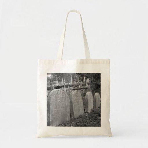 lápidas mortuorias viejas bolsa tela barata