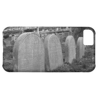 lápidas mortuorias viejas carcasa iPhone 5C