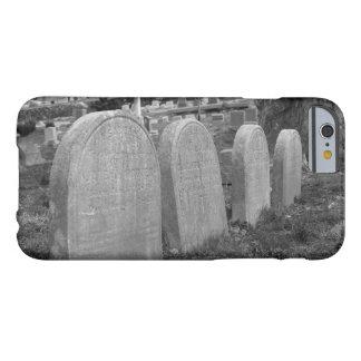 lápidas mortuorias viejas funda barely there iPhone 6