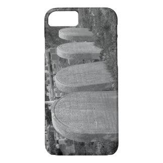 lápidas mortuorias viejas funda iPhone 7