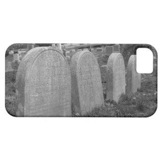lápidas mortuorias viejas funda para iPhone SE/5/5s