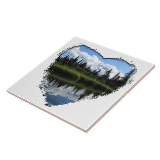 Lapie River Reflection Ceramic Tiles