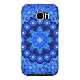 Lapis Crown Mandala Samsung Galaxy S6 Case