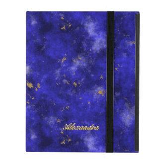 Lapis Lazuli iPad Case