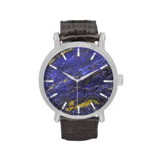 Lapis Lazuli Wristwatches