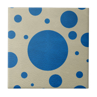 Lapis Scattered Spots on Stone Leather Texture Ceramic Tiles
