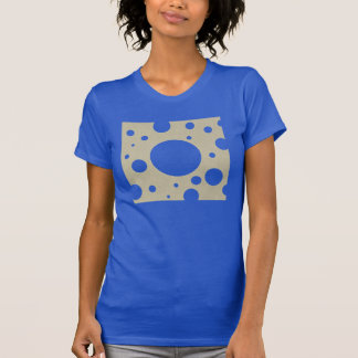 Lapis Scattered Spots on Stone Leather Texture Shirt