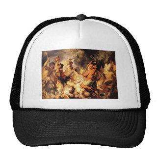 Lapiths and the Centaurs by Jacob Jordaens Trucker Hat