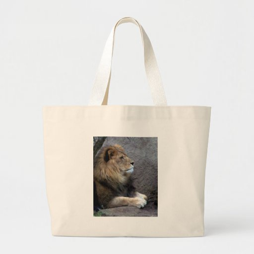 lápiz del león bolsa