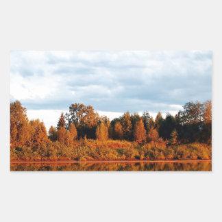 lapland-1391 rectangular sticker