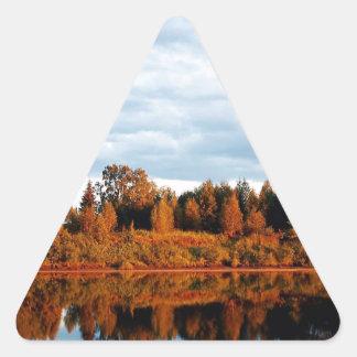 lapland-1391 triangle sticker
