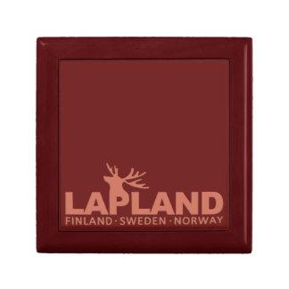 LAPLAND custom gift / jewelry box