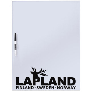 LAPLAND custom message board