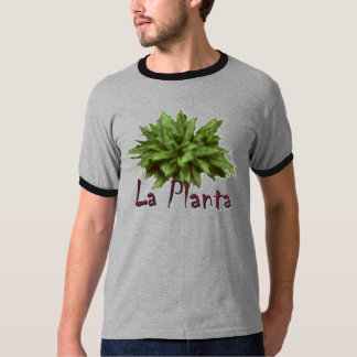 laplantawhite tee shirt