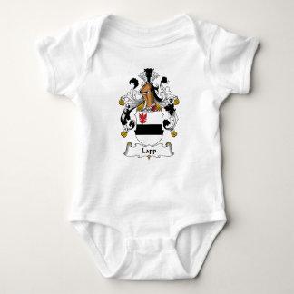 Lapp Family Crest Baby Bodysuit