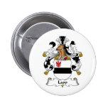 Lapp Family Crest Pinback Button