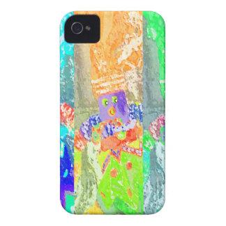 Lappenpop Rag Doll Case-Mate iPhone 4 Case
