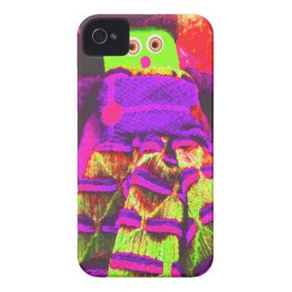 Lappenpop Rag Doll Case-Mate iPhone 4 Cases