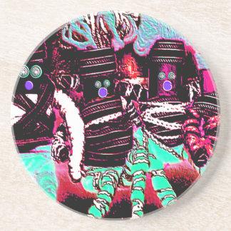 Lappenpop Rag Doll Drink Coasters