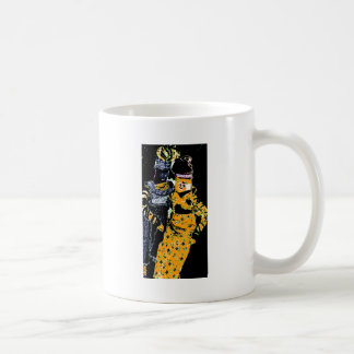 Lappenpop Rag Doll. Coffee Mug