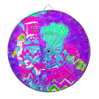 Lappenpop Rag Doll Dart Board