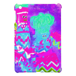 Lappenpop Rag Doll iPad Mini Cases