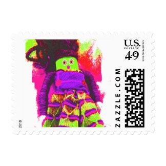 Lappenpop Rag Doll Postage
