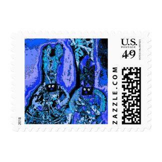 Lappenpop Rag Doll Postage Stamp