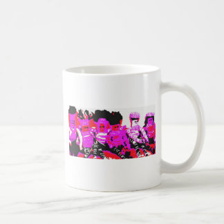 Lappenpop Rag Doll - Red Coffee Mug
