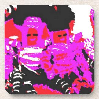 Lappenpop Rag Doll - Red Coaster